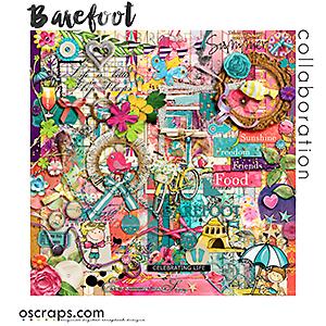barefOOt :: An Oscraps 2016 Collaboration