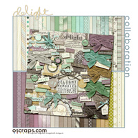 Delight :: Oscraps Collaborative Kit