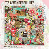 It's A Wonderful Life :: Oscraps Collaborative Kit