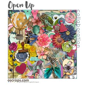 Open up - An Oscraps 2016 Collaboration