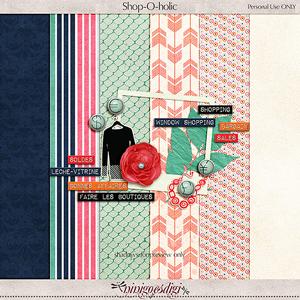 Shop O Holic | Mini Kit