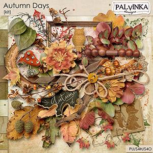 Autumn Days Kit