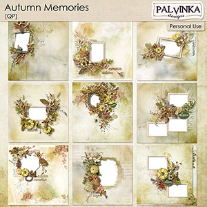 Autumn Memories QP