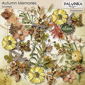 Autumn Memories Clusters