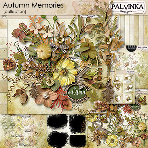 Autumn Memories Collection