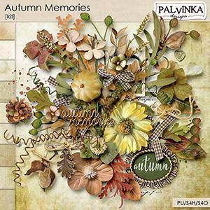 Autumn Memories Kit