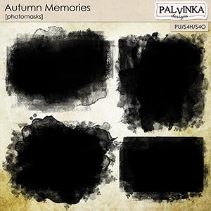 Autumn Memories Photomasks
