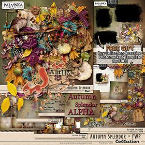Autumn Splendor Collection + FWP
