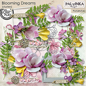 Blooming Dreams Clusters
