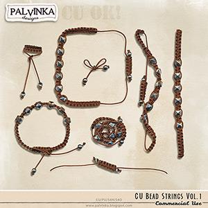 CU Bead Strings Vol.1