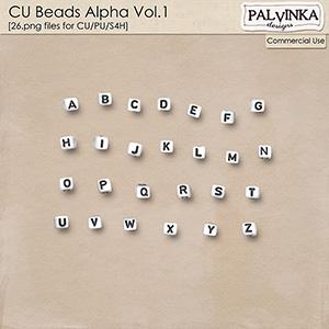 CU Beads Alpha Vol.1