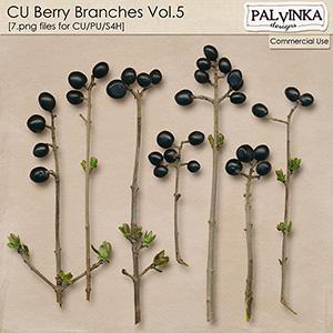 CU Berry Branches 5