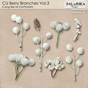 CU Berry Branches Vol.3