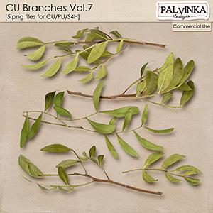 CU Branches Vol.7