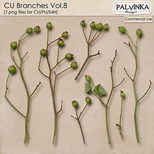 CU Branches Vol.8