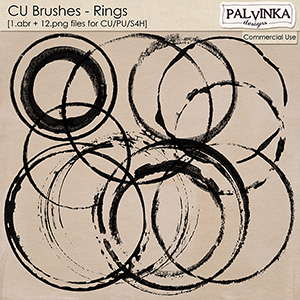 CU Brushes - Rings