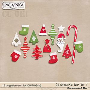 CU Christmas Bits Vol.1