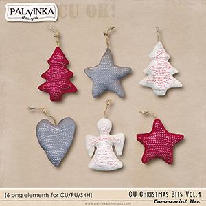 CU Christmas Bits Vol.4