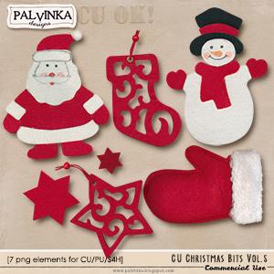 CU Christmas Bits Vol.5