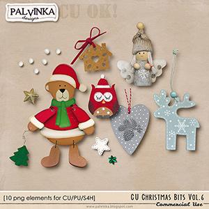 CU Christmas Bits Vol.6