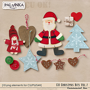 CU Christmas Bits Vol.7