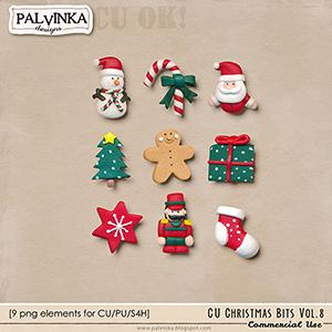 CU Christmas Bits Vol.8