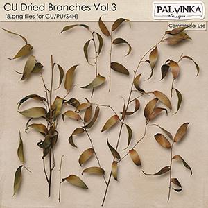 CU Dried Branches Vol.3