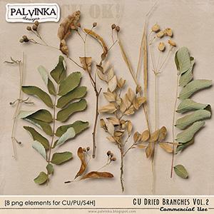 CU Dried Branches Vol.2