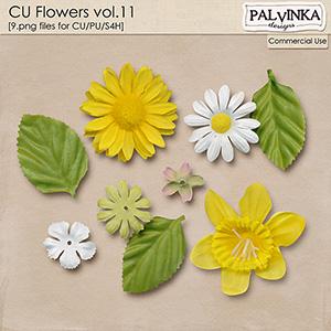 CU Flowers Vol.11