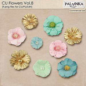 CU Flowers Vol.8