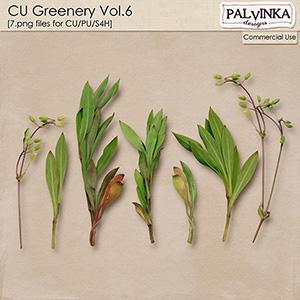 CU Greenery Vol.6