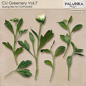 CU Greenery Vol.7