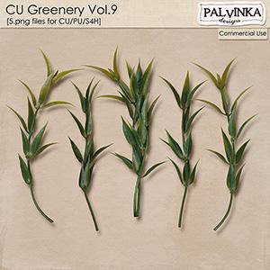 CU Greenery 9