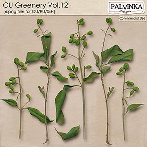 CU Greenery 12