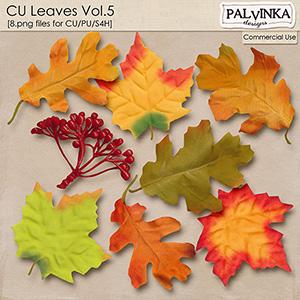 CU Leaves 5