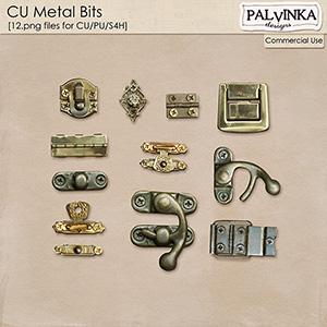 CU Metal Bits