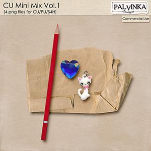 CU Mini Mix 1
