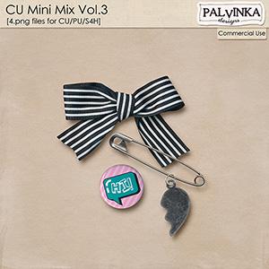 CU Mini Mix 3
