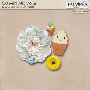 CU Mini Mix Vol.6
