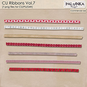 CU Ribbons Vol.7