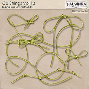 CU Strings Vol.13