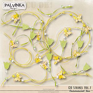 CU Strings Vol.7