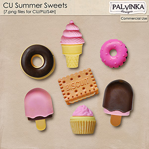 CU Summer Sweets