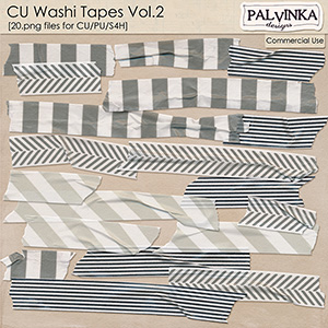 CU Washi Tapes 2