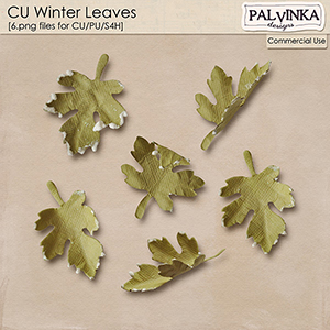 CU Winter Leaves