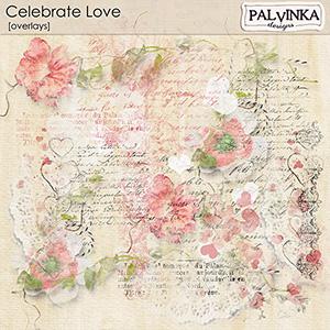 Celebrate Love Overlays