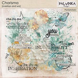 Charisma Overlays and WA
