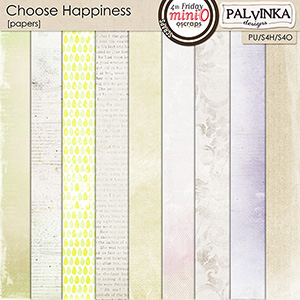 Choose Happiness Papers