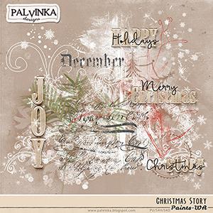 Christmas Story Paints and WA