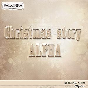 Christmas Story Alpha